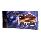 Торт шоколадно-вафельный с черносливом ТМ Вкуснель