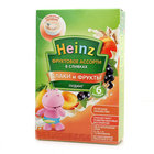 Пудинг молочный сухой фруктовое ассорти в сливках с 6 месяцев ТМ Heinz (Хайнц)