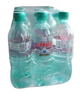 Вода минеральная питьевая столовая негазированная ТМ Архыз, 12*500мл