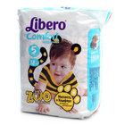 Подгузники comfort размер 5 (10-16 кг) ТМ Libero (Либеро), 18 шт