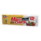 Чипсы пластины картофельные со вкусом грибов и сметаны ТМ Maxi chips (Макси чипс)