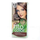 Крем-краска для волос оттенок 6.0 натуральный русый ТМ Fito color (Фито колор)