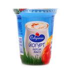 Йогурт 2% вкус персик-манго ТМ Савушкин