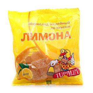 Мармелад желейный со вкусом лимона ТМ Тирлим