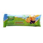 Батончик овсяной апельсиновый с протеином в шоколадной глазури ТМ Баланс Калорий
