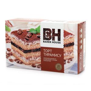 Торт тирамису бисквитный ТМ Baker House (Бэйкер Хаус)