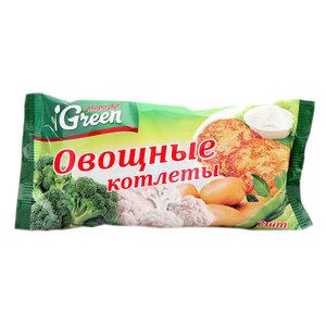 Котлеты овощные ТМ 4 Сезона