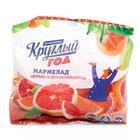 Мармелад Дольки со вкусом грейпфрута ТМ Круглый Год