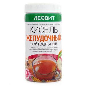 Кисель желудочный нейтральный ТМ Леовит