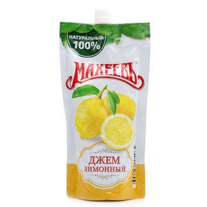 Джем лимонный ТМ Махеевъ