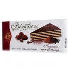 Торт кофейно-трюфельный шоколадно-вафельный ТМ Вкуснель