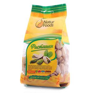 Фисташки ТМ Natur Foods (Натур Фудс)