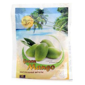 Сушеное зеленое манго ТМ Filipino Sun (Филипино Сан)