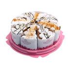 Торт бисквитный медовый со сливками ТМ Невские берега