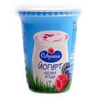 Йогурт лесная ягода 2% ТМ Савушкин