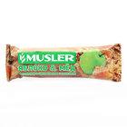 Батончик яблоко и мед ТМ Musler (Мюслер)
