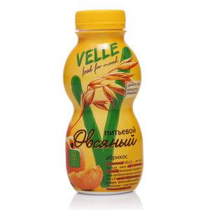 Коктейль овсяный абрикос 0,4% ТМ Velle (Велле)