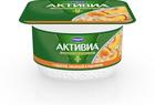 Творожно-йогуртовая с курагой,овсянкой и персиком ТМ Активиа