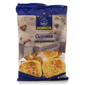 Сырники замороженные ТМ Horeca Select (Хорека Селект)