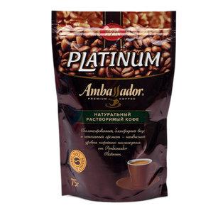 Кофе натуральный сублимированный ТМ Platinum (Платинум)