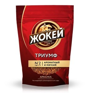 Кофе растворимый сублимированный ТМ Жокей