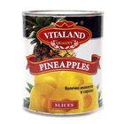 Колечки ананасов в сиропе ТМ Vitaland (Виталенд)
