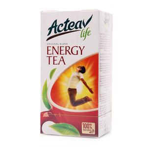 Чай черный байховый в пакетиках - енерджи ТМ Acteav Life (Актив Лайф)