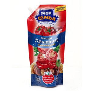 Кетчуп томатный краснодарский ТМ Моя Семья