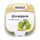 Оливки со сливочным сыром ТМ Meggle (Меггле)