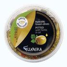 Оливки без косточки с травами в масляной заливке ТМ Ellenika (Эллиника)
