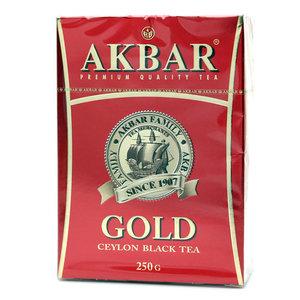 Чай черный среднелистовой ТМ Akbar (Акбар)