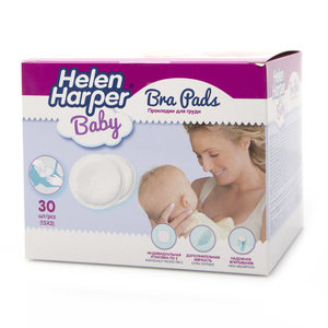 Прокладки на грудь ТМ Helen Harper (Хелен харпер), 30шт