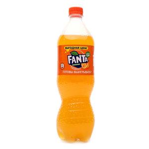 Напиток безалкогольный сильногазированный вкус апельсин ТМ Fanta (Фанта)