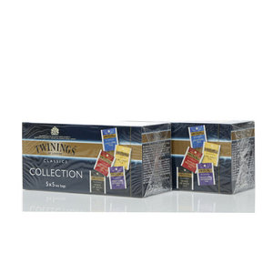 Чай черный 2*25*2г ТМ Twinings (Твайнингс) Classics Collection
