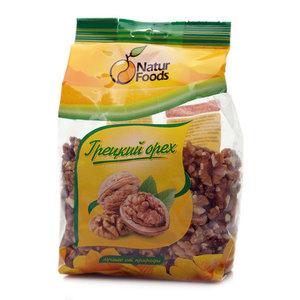 Грецкий орех очищенный ТМ Natur Foods (Натур Фудс)