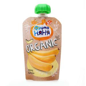 Пюре банан с 6 месяцев ТМ Фруто няня