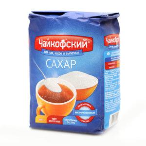 Сахар-песок ТМ Чайкофский сахар