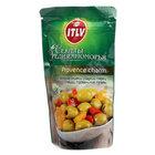 Зеленые оливки с перцем специями и прованскими травами ТМ ITLV (Айтилви)