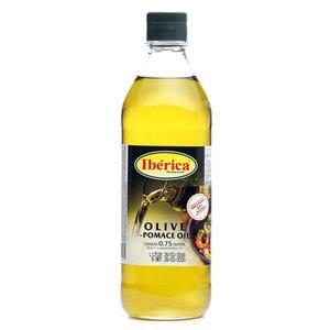 Масло оливковое рафинированное с добавлением нерафинированного ТМ Iberica (Иберика)