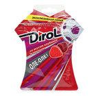 Жевательная резинка со вкусом клубники и черешни ТМ Dirol (Дирол)