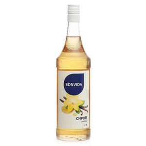 Сироп Vanilla ТМ Bonvida (Бонвида)