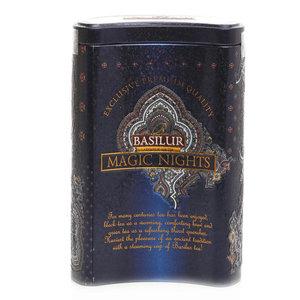 Чай черный  с ягодами клюквы лепестками цветов и ароматами клубники абрикоса ананаса и папаи ТМ Basilur (Басилур)