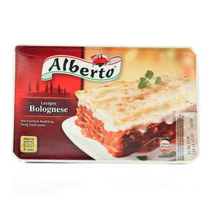 Лазанья болоньезе с говядиной и свининой ТМ Alberto (Альберто)