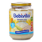 Овощное рагу с цыпленком ТМ Bebivita (Бебивита)