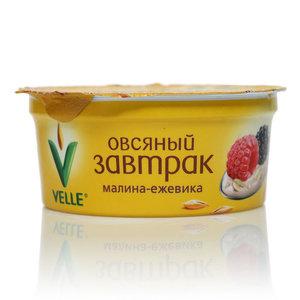 Овсяный завтрак Малина-ежевика ТМ Velle (Велле)