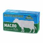 Масло крестьянское 72,5% ТМ Домик в буренкино