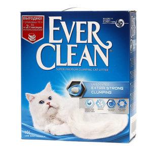 Наполнитель для кошачьих туалетов комкующийся ТМ Ever Clean (Эвер Клин)