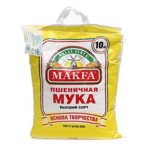 Мука пшеничная ТМ Makfa (Макфа)