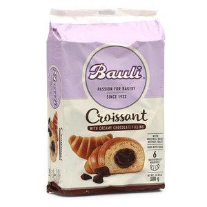 Круассаны с шоколадным кремом ТМ Bauli (Баули)