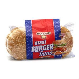 Булочки для гамбургеров макси ТМ  Dan cake (Дан кэйк)